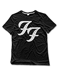 Famous Band Foo Fighters Basic Logo Man's T-Shirt