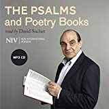 The Psalms: and poetry books from the NIV Bible (read by David Suchet) (New International Version)