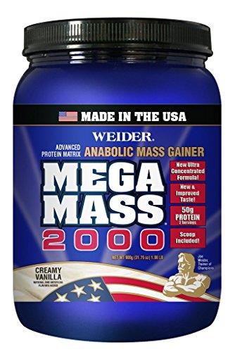 Mega Mass 2000 Creamy lb