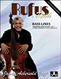 Rufus Reid Bass Lines - Transcribed from Volumes 1, Rufus Reid, 1562241060