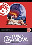 Fellini's Casanova - (Mr Bongo Films) (1976) [DVD]