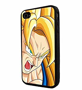 Dragon ball collection, Dragonball #17, Cool iPhone 6 plus 5.5 Smartphone iphone Case Cover Collector iphone TPU Rubber Case Black [By PhoneAholic]