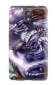 Hot Design Premium WqWHCaq3483RuKNj Tpu Case Cover Galaxy Note 3 Protection Case(equilibrium) by Maris's Diary