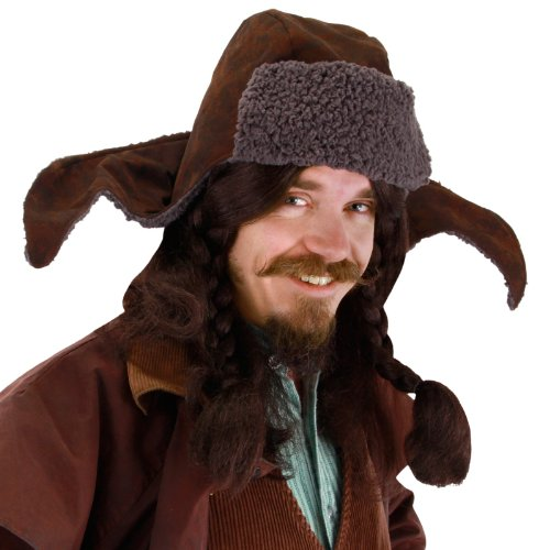elope Lord of the Rings The Hobbit Bofur Hat - Hobbit Dwarf Costume