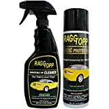 Raggtopp Fabric Cleaner and Protectant Kit