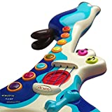 B. Woofer Guitar - Teaches Musical Discovery, Rhythm, and Creativity - Includes 3 Play Modes, 8 Musical Buttons, and Twenty Sing-Along Favorites