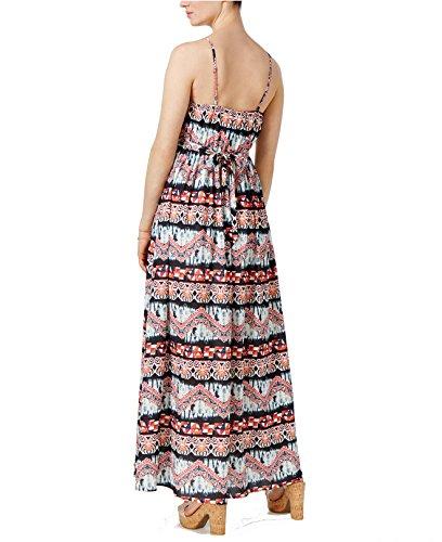Jack Dress Printed Maxi Medium Agnes Dakota Multi Women's by BB AwvqraRA