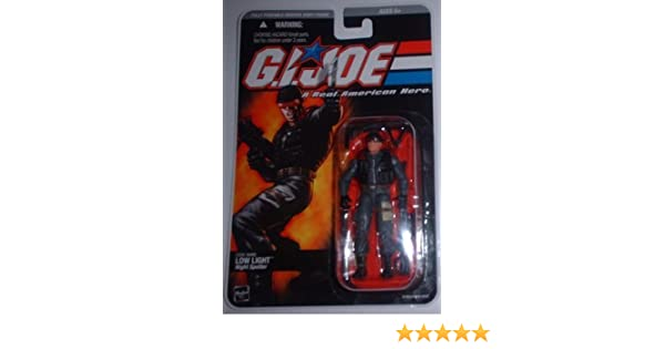 Gi Joe Low Light Night Spotter Hasbro 61966