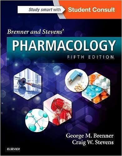Brenner and stevens pharmacology 5e 9780323391665 medicine brenner and stevens pharmacology 5e 5th edition fandeluxe Choice Image