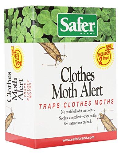 Safer Brand Clothes Alert Traps