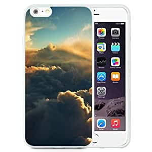 New Beautiful Custom Designed Cover Case For iPhone 6 Plus 5.5 Inch With Grand Cloudy Skyview Landscape (2) Phone Case