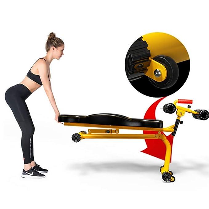 FE Equipo De Gimnasia Hogar Multifuncional Mancuerna Banco Fitness Abdomen Abdominal Tablero Muscular: Amazon.es: Hogar