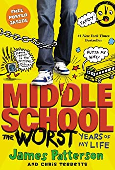 Middle School Worst Years Life ebook