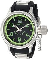 Invicta Men's 4342 Russian Diver Collection Black Sport Watch from Invicta