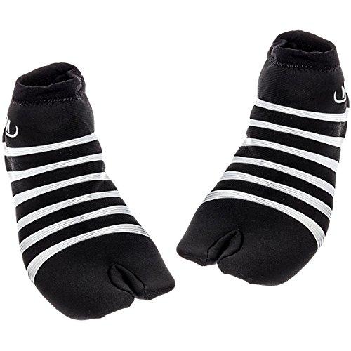 UPC 849381005590, ZemGear Womens Ninja High Split Shoes Footwear Large Black/Silver