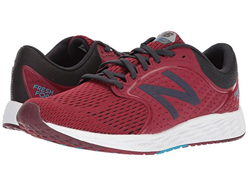 [new balance(ニューバランス)] メンズランニングシューズ?スニーカー?靴 Fresh Foam Zante v4 Scarlet/Phantom/Maldives Blue 10.5 (28.5cm) D - Medium