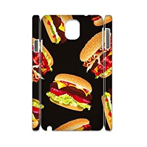 Customized 3D Samsung Galaxy Note 3 N9000 Case, Fries quote Cheap Phone Case