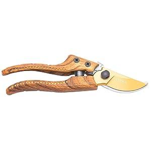 Oara SK-5 Steel Hand Pruners for Garden, Garden pruners Shears, Pruning Shears Garden, Garden Shears Clippers for Plants, Clippers for Garden Work