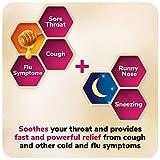 Robitussin Honey Severe Cough, Flu & Sore Throat