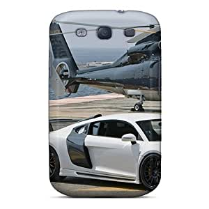 High Quality JbX1932kCqL Audi R8 Razor Case For Galaxy S3