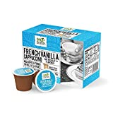 LoveSome French Vanilla Cappuccino K-Cup, 12 Count (Pack of 6)