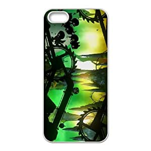 iPhone 5 5s Cell Phone Case White BADLAND Game of the Year Edition 033 Enlvv