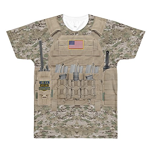 Special Operations Body Armor - Armor Special Operations Body