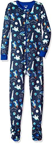 Childrens Place Sleeve Stretchie Pajamas
