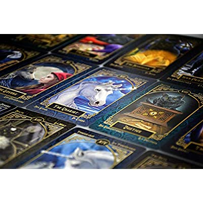 Heraclio Fournier Familiars Tarot: Toys & Games