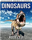 img - for Dinosaurs: Amazing Pictures & Facts Children Book About Dinosaurs (Discover Animals Series) book / textbook / text book