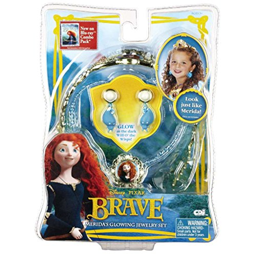 Merida Tiara (Disney Princess Merida Jewelry Set)