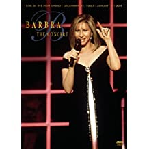 STREISAND,BARBRA THE CONCERT LIVE AT THE