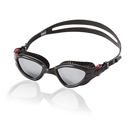 e53369a3f2f Amazon.com   Speedo MDR 2.4 Polarized Swim Goggle