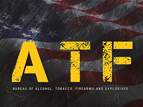 ATF Poster Police Officer Motivation Poster US Federal Agency Bureau of Alcohol Tobacco Firearms and Explosives