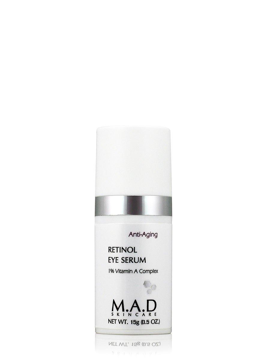 M.A.D Skincare Anti-Aging Retinol Eye Serum 15g