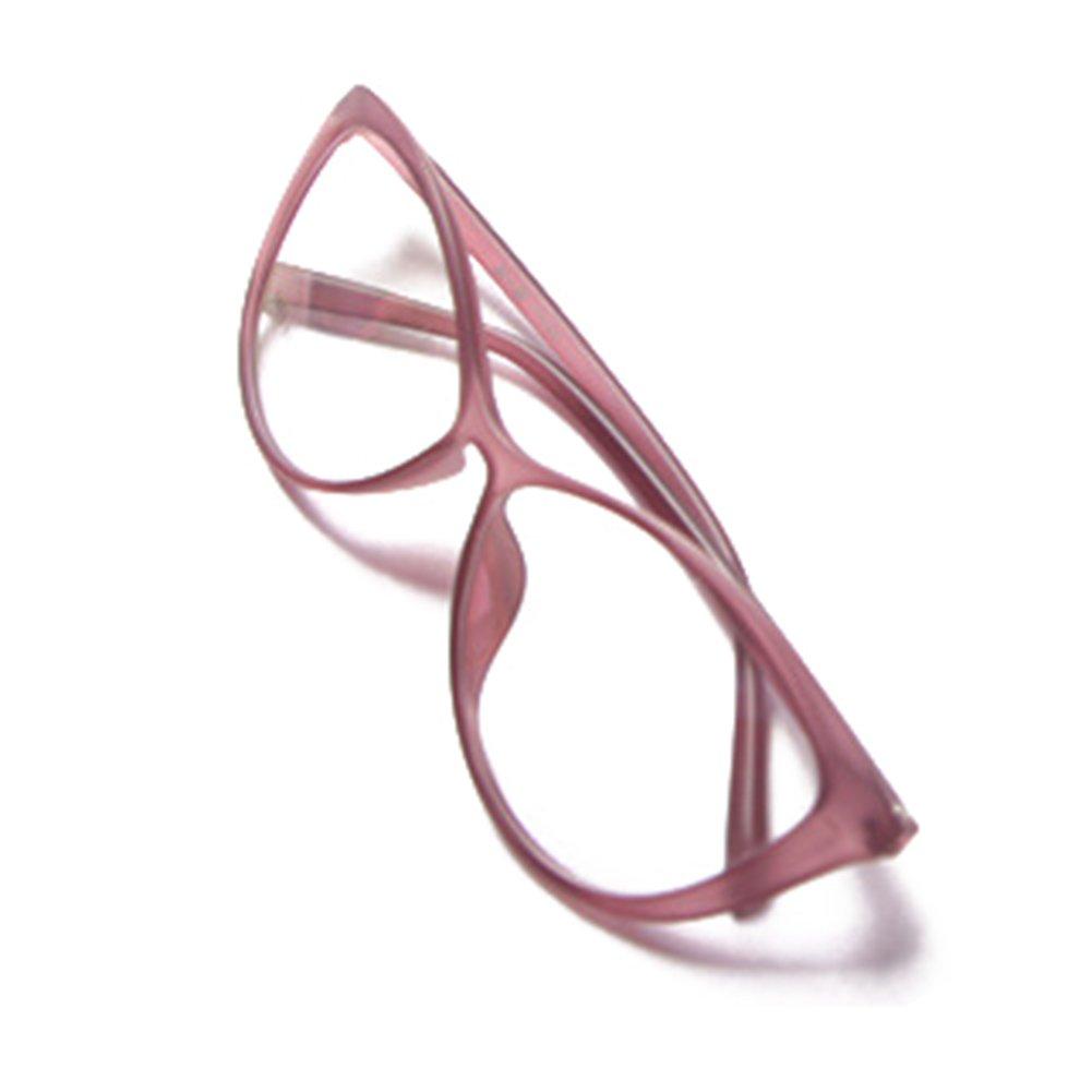 Cat Eye Glasses for Men Women - Fashion Eyeglasses Eyewear Glasses Frame - Juleya #1229YJJ01 X171229YJJ0104-J