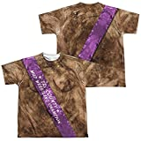 Mud Wrestling Champ Youth Or Boy's Sublimated T Shirt