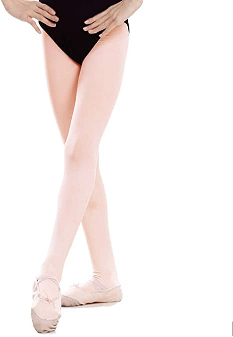 La Melodie Girl Ballet Tights Ultra Soft Dance Tight for Girls//Toddlers//Kids//Boys