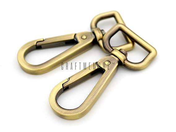 Amazon.com: craftmemore 2pcs 3/4 inch Push Puerta Ganchos ...