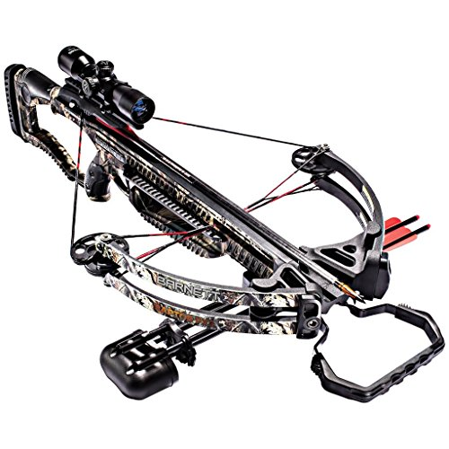 Barnett 78062 Raptor FX2 Crossbow, 4 x 32 Scope
