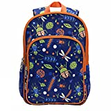 LONE CONE Kids' Canvas Preschool Backpack, Bugout Backpack