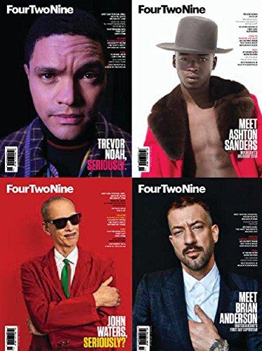 FourTwoNine Magazine, Issue 9, 2016