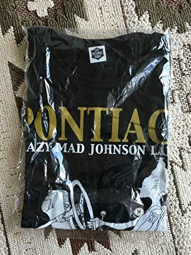 PONTIACS Tシャツ black Mサイズ Blankey Jet City 浅井健一 照井利幸の商品画像