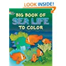 Big Book of Sea Life to Color (Dover Nature Coloring Book)