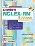 img - for By Sally L. Lagerquist RN MS - Davis's NCLEX-RN(Tm) Success (3rd Edition) (3/26/12) book / textbook / text book