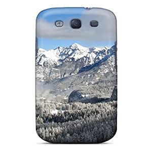Series Skin Case Cover For Galaxy S3(snow Mts)