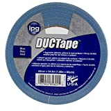 """Tools & Hardware : IPG AC20 9 Mil JobSite Utility DUCTape 1.88"""" x 20 yd, Blue"""