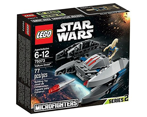 7 opinioni per LEGO Star Wars 75073- Vulture Droid