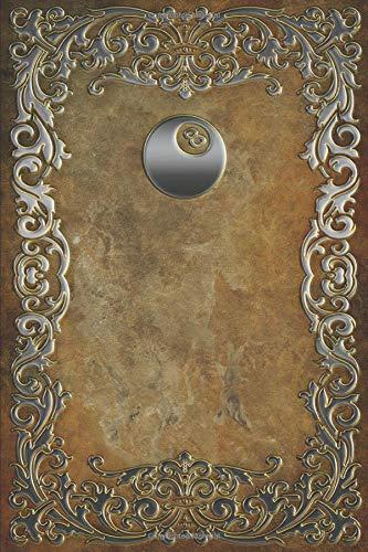 Monogram Pocket Billiards (Pool) Journal (Monogram Rustic 365 Lined) [Idioma Inglés] por N.D. Author Services