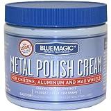 BlueMagic 500-06 Metal Polish Cream - 19 3/8 oz.